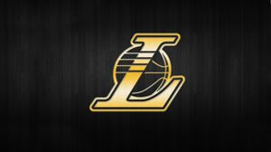 Preview wallpaper los angeles, lakers, nba, logo, background, gold