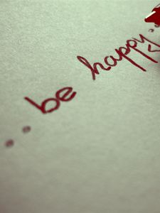 Preview wallpaper love, happiness, white, red