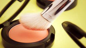 Preview wallpaper makeup, brush, rouge