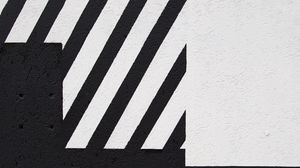Preview wallpaper marking, strip, bw, texture