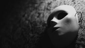 Preview wallpaper mask, bw, monochrome