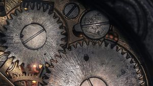 Preview wallpaper mechanism, gear, parts, cogwheel