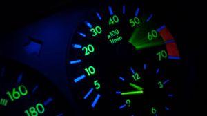 Preview wallpaper mercedes, mercedes-benz, speedometer