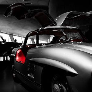 Preview wallpaper mercedes, vintage, car, oldtimer