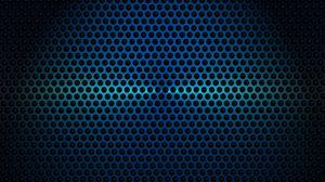 Preview wallpaper mesh, circles, shine, surface