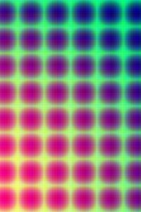 Preview wallpaper mesh, spots, gradient, colorful, bright, abstraction