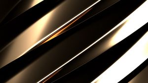 Preview wallpaper metal, texture, surface, gleam