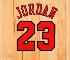 Preview wallpaper michael jordan, chicago bulls, number, name, nba, basketball, boards