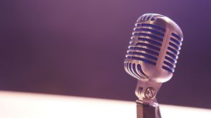 Preview wallpaper microphone, device, electroacoustics