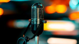 Preview wallpaper microphone, electroacoustics, device, sound, music
