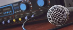 Preview wallpaper microphone, music, amplifier