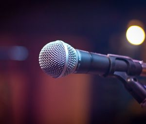 Preview wallpaper microphone, sound, music