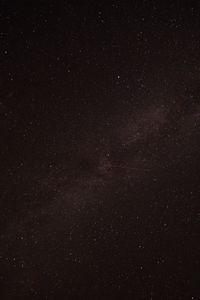 Preview wallpaper milky way, stars, glare, space, dark