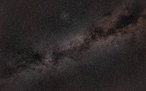 Preview wallpaper milky way, stars, space, dark