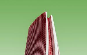 Preview wallpaper minimalism, building, facade, modern