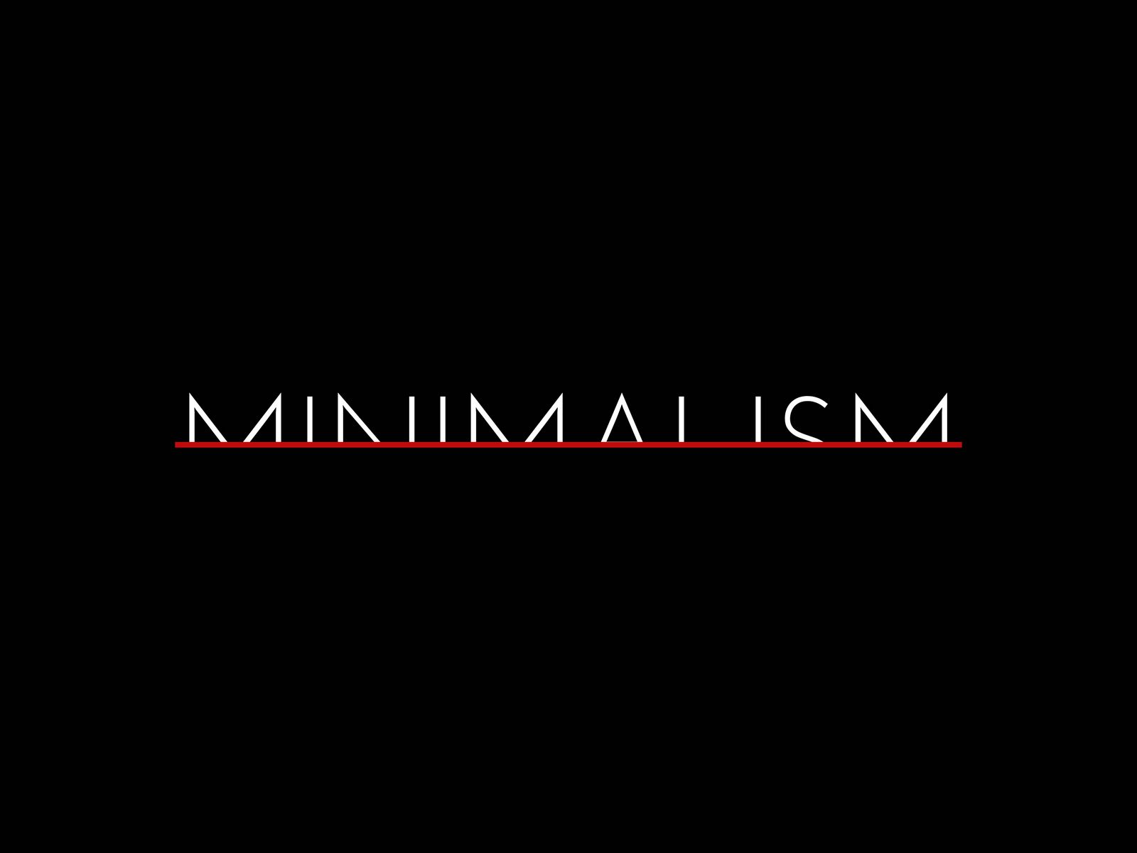 1600x1200 Wallpaper minimalism, inscription, line, letters