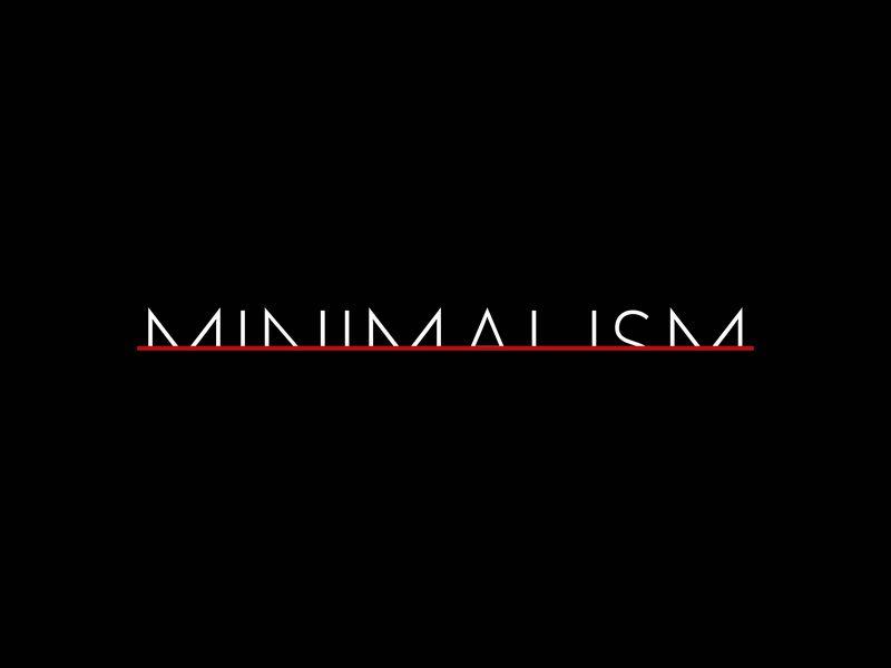 800x600 Wallpaper minimalism, inscription, line, letters