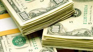 Preview wallpaper money, bills, dollar, stack