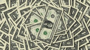 Preview wallpaper money, dollar, dignity, amount, denominations, one, background