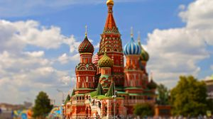 Preview wallpaper moscow, russia, kremlin