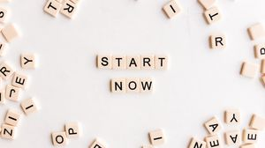 Preview wallpaper motivation, call, action, words, letters