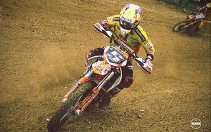 Preview wallpaper motocross, bike, racing, sports