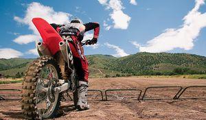 Preview wallpaper motor sports, racing, mountain