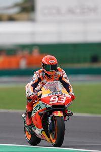 Preview wallpaper motorcycle, bike, motorcyclist, orange, race