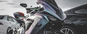 Preview wallpaper motorcycle, bike, racing, speed
