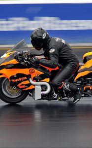 Preview wallpaper motorcycle, bike, racing, sports