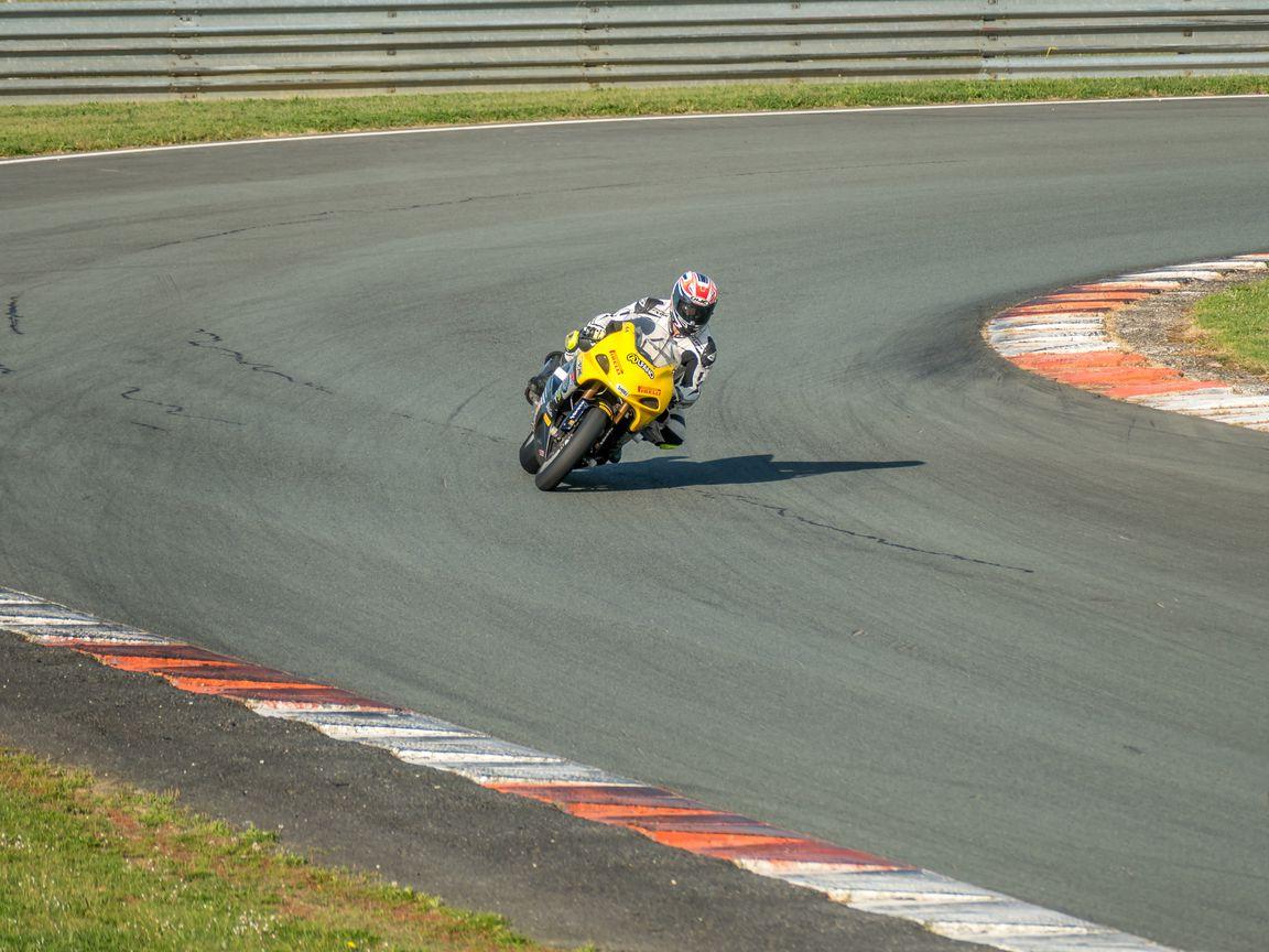 1152x864 Wallpaper motorcycle, bike, sport bike, moto, race, track