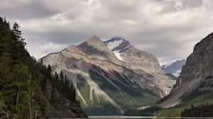 Preview wallpaper mountains, lake, reflection, nature