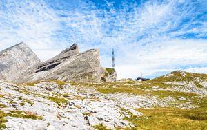 Preview wallpaper mountains, rocks, landscape, nature