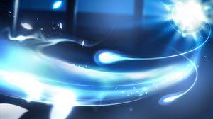 Preview wallpaper movement, speed, light, shine