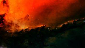 Preview wallpaper nebula, space, galaxy, stars