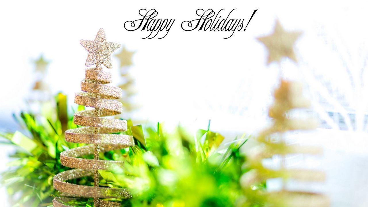 Wallpaper new year, holiday, jewelry, glitter