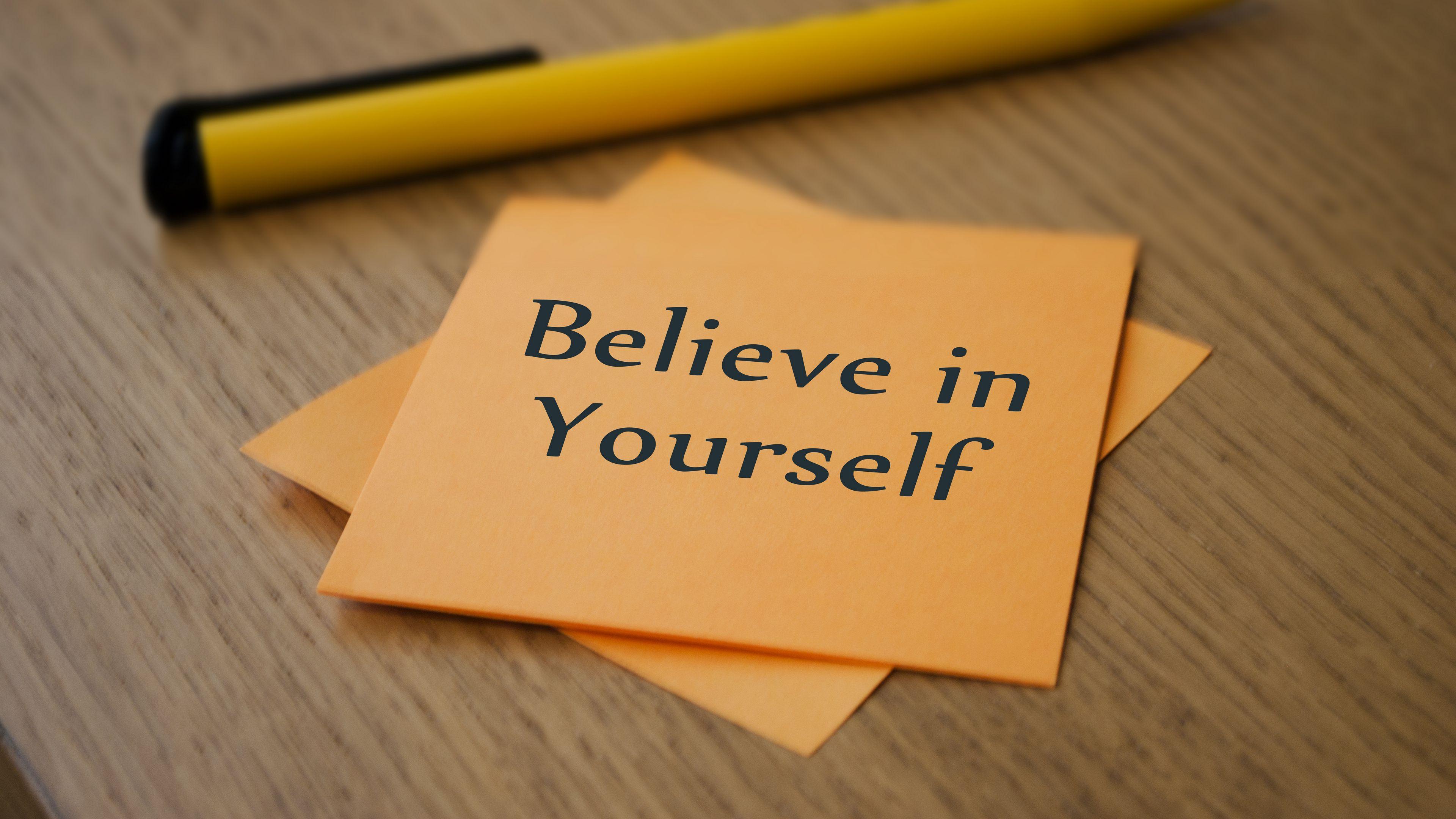 3840x2160 Wallpaper note, motivation, text, words
