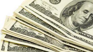 Preview wallpaper official dollar exchange rate, increase, dollar, money, bills