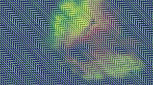 Preview wallpaper optical illusion, colorful, surface, line, light