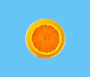 Preview wallpaper orange, citrus, fruit, bright, ripe