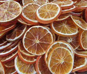Preview wallpaper orange, dried fruit, snacks, decorations, christmas