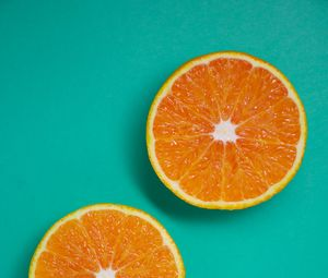 Preview wallpaper orange, slices, citrus, fruits