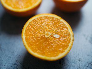 Preview wallpaper orange, slices, fruit, citrus, fresh