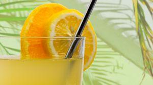 Preview wallpaper oranges, juice, fruit, citrus, drink