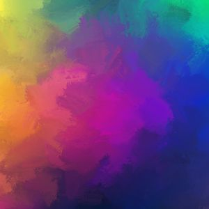 Preview wallpaper paint, stains, colorful, bright