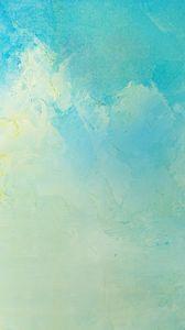 Preview wallpaper paint, soft colors, blue