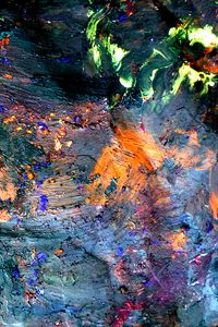 Preview wallpaper paint, spots, mixing, dry, abstraction, colorful