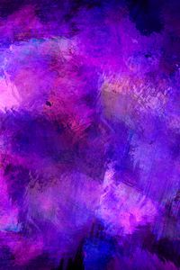 Preview wallpaper paint, stains, purple