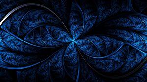 Preview wallpaper pattern, color, light, blue, dark
