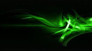 Preview wallpaper patterns, green, light, dark